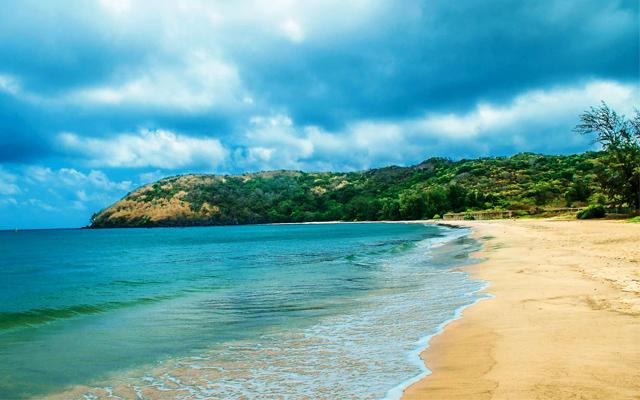 Bãi biển Đầm Trầu - Du lịch Côn Đảo